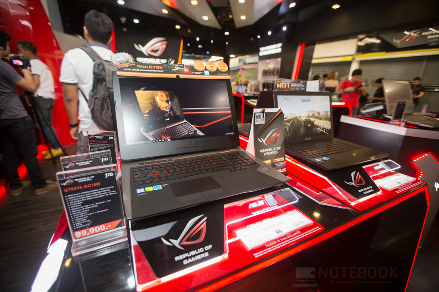 ASUS Launch ROG Shop by JIB 2016-3