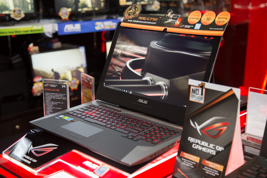 ASUS Launch ROG Shop by JIB 2016-30