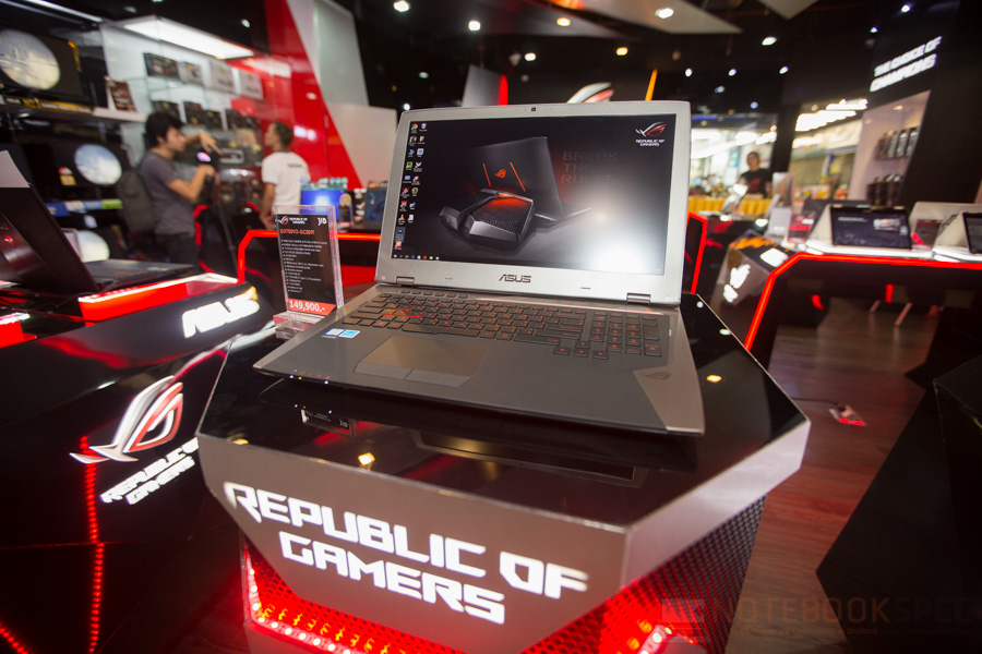 ASUS Launch ROG Shop by JIB 2016-4