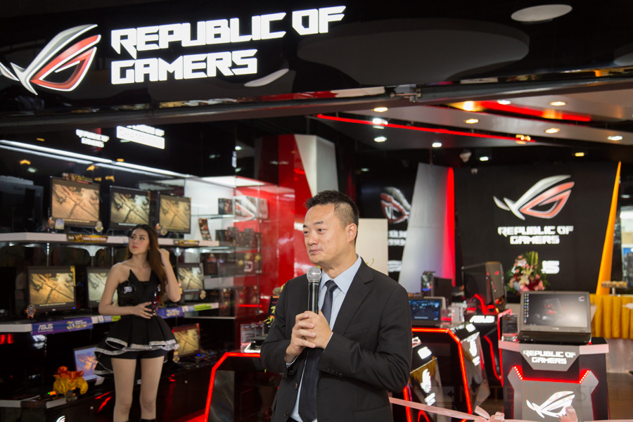 ASUS Launch ROG Shop by JIB 2016-43
