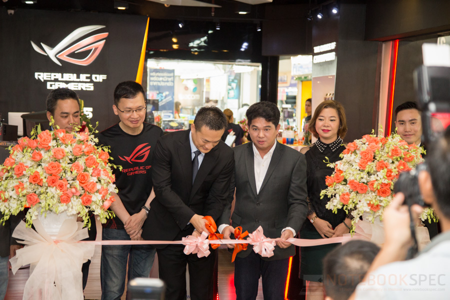 ASUS Launch ROG Shop by JIB 2016-46