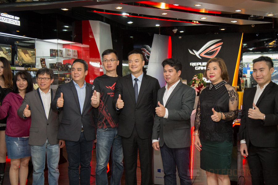 ASUS Launch ROG Shop by JIB 2016-47