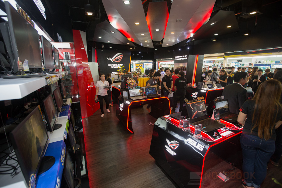 ASUS Launch ROG Shop by JIB 2016-51
