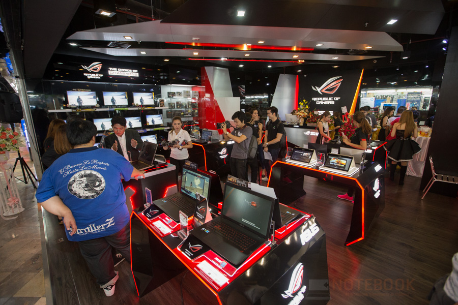 ASUS Launch ROG Shop by JIB 2016-52