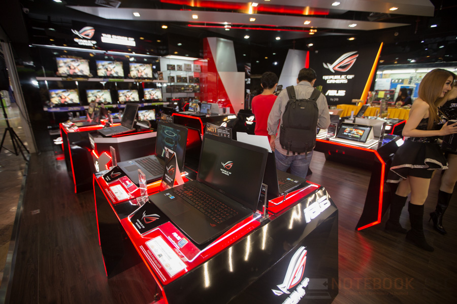 ASUS Launch ROG Shop by JIB 2016-6