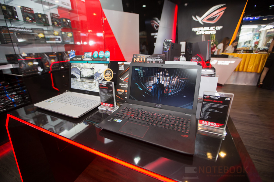 ASUS Launch ROG Shop by JIB 2016-9