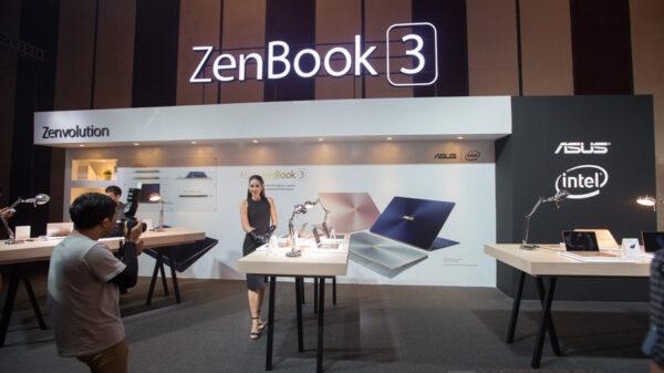 ASUS Zenfone 3 Zenbook 3 Lauch in Thailand 10