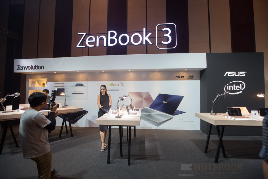 ASUS Zenfone 3, Zenbook 3 Lauch in Thailand-10
