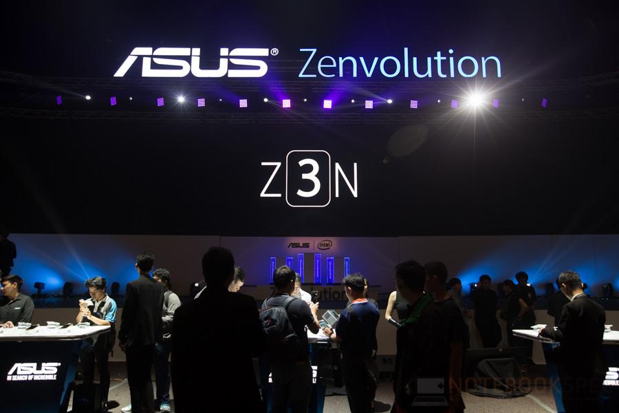 ASUS Zenfone 3, Zenbook 3 Lauch in Thailand-43