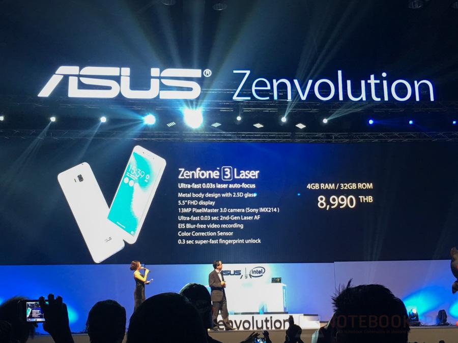 ASUS Zenfone 3, Zenbook 3 Lauch in Thailand-6
