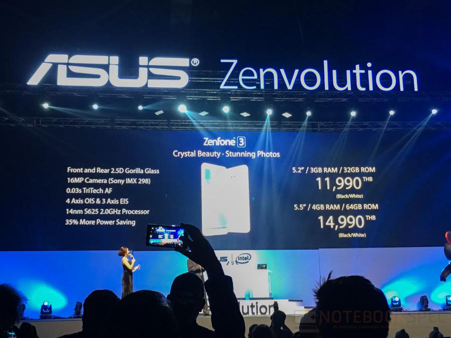 ASUS Zenfone 3, Zenbook 3 Lauch in Thailand-7