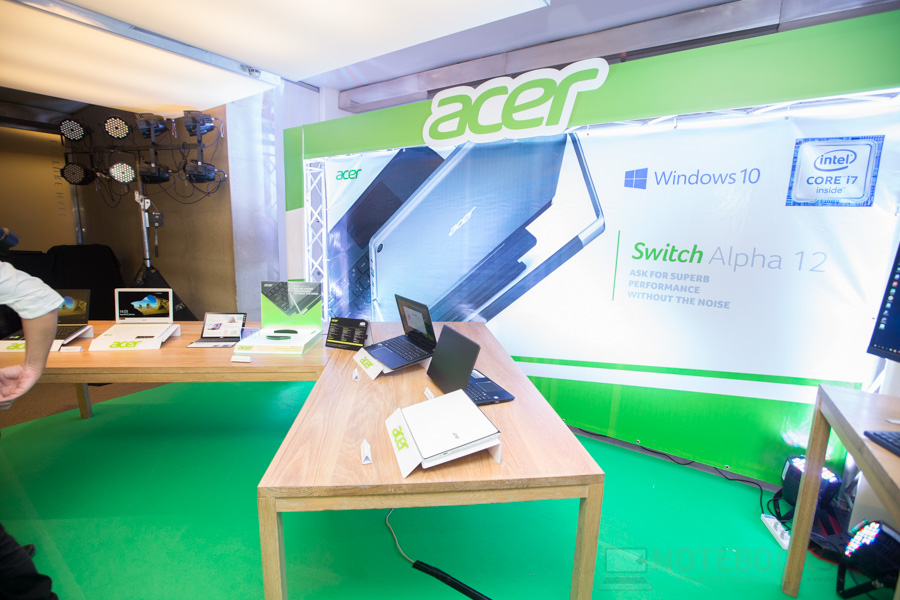 Acer Launch Product Q4 2016-2