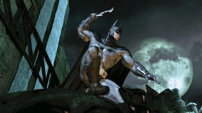 Batman - Arkham Asylum 600