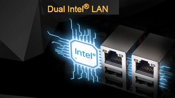 Dual-LAN