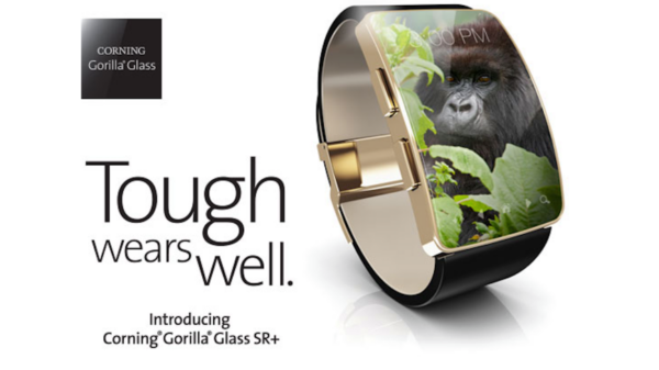 Gorilla Glass SR 600