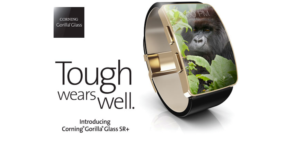 Gorilla Glass SR+ 600