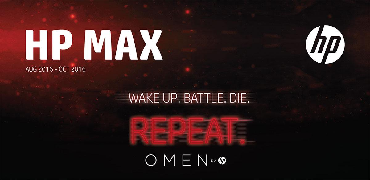 HP MAX (Aug-Oct16)