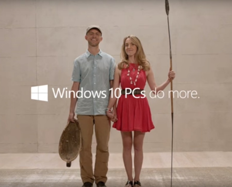 HP Spectre x360 and Dell XPS 13 star in Microsoft's latest advertisements 600