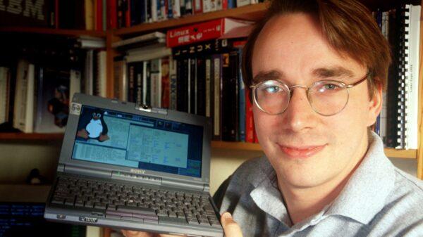 Linus Torvalds 1