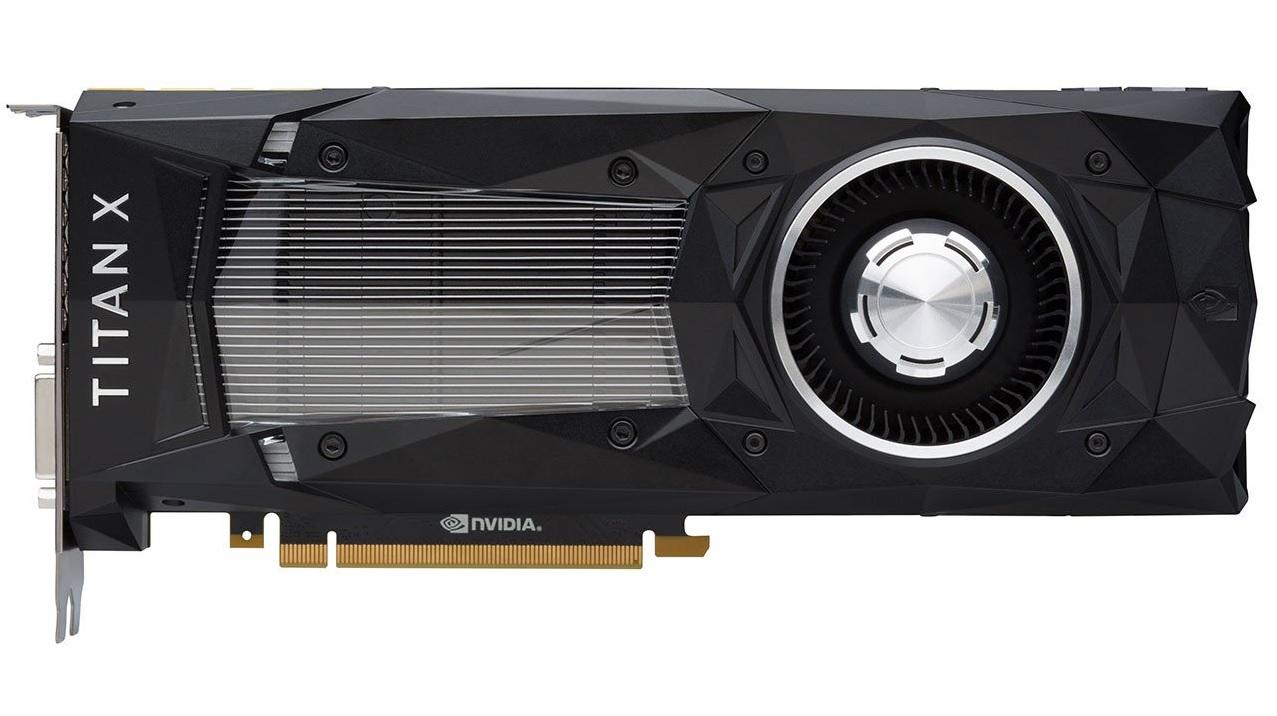 """NVIDIA's """"Pascal"""" Titan X 600 01"""