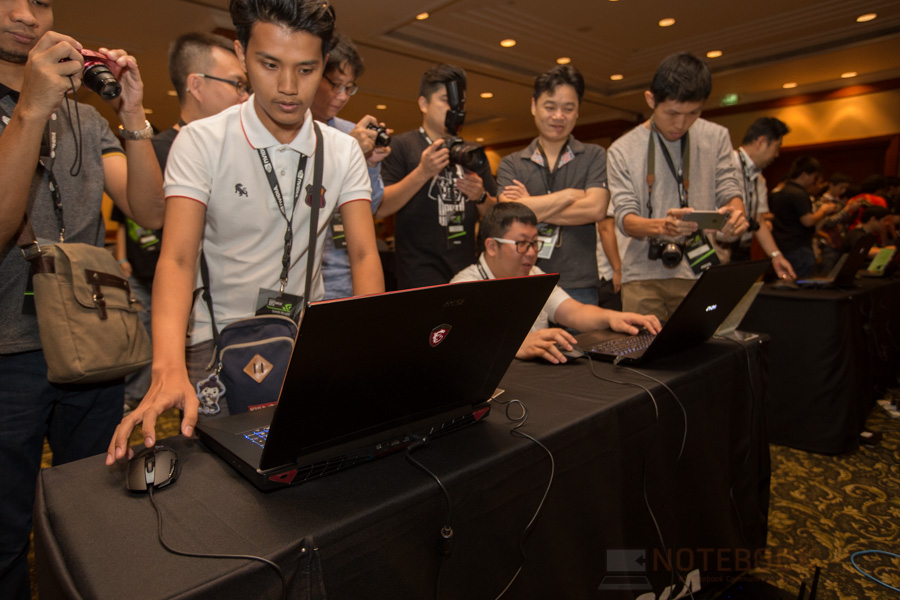NVIDIA Lauch Pascal Mobile 2016 in Thailand-15