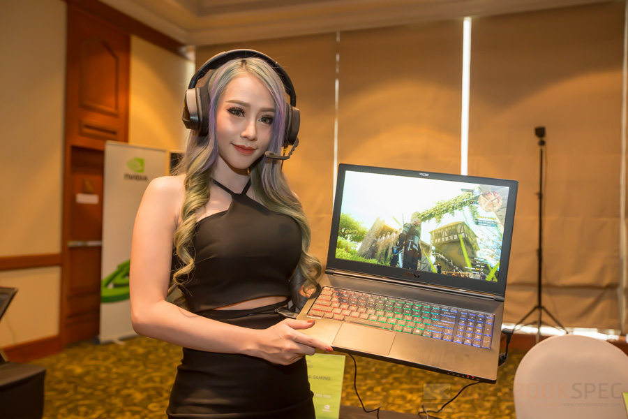 NVIDIA Lauch Pascal Mobile 2016 in Thailand-2