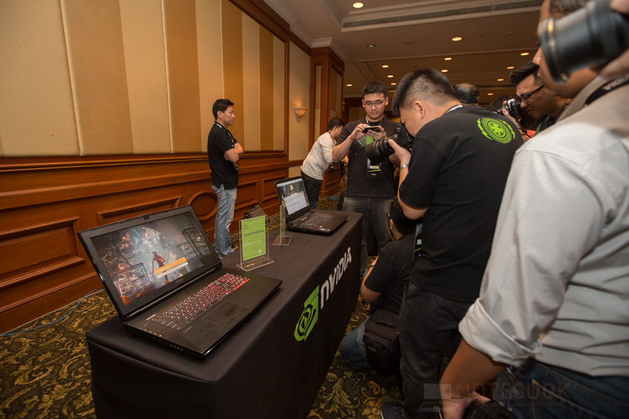 NVIDIA Lauch Pascal Mobile 2016 in Thailand-8