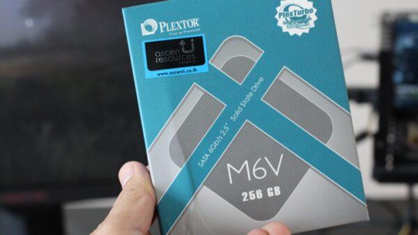 Plextor M6V 1