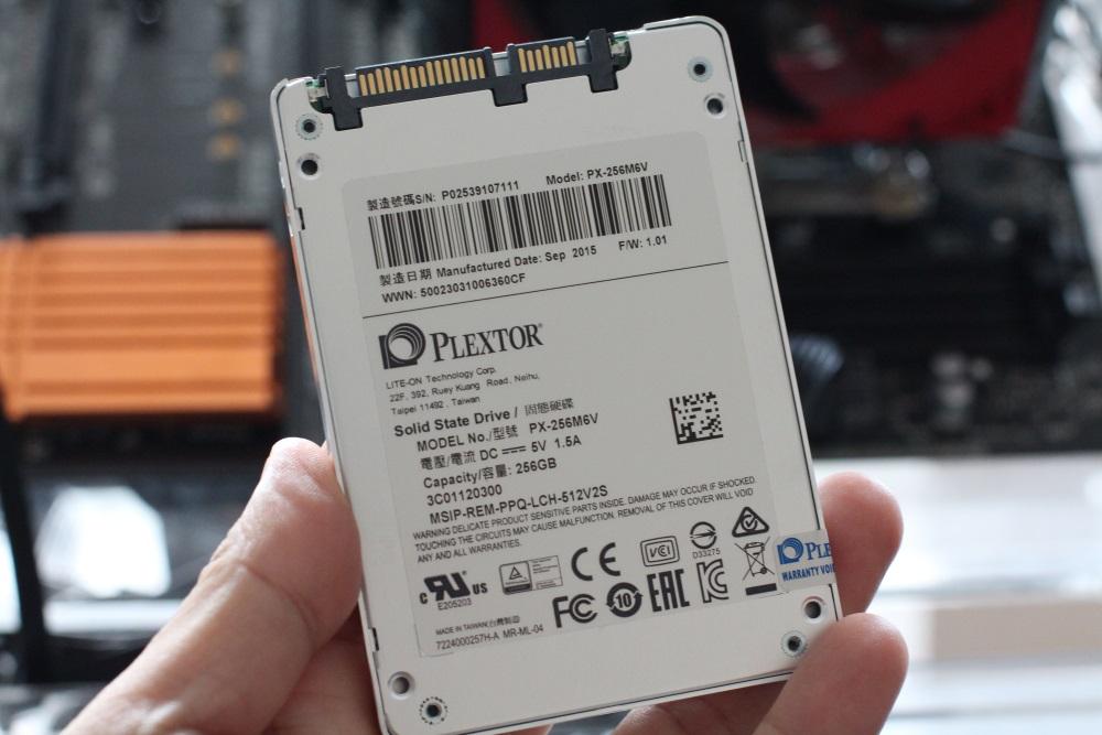 Plextor M6V (6)
