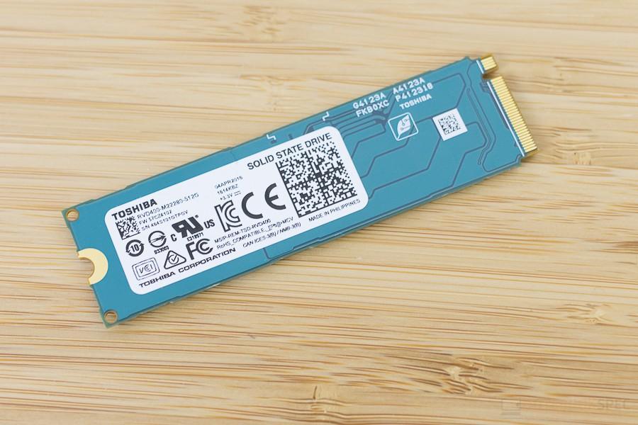 Review] TOSHIBA OCZ RD400 NVMe 512GB เร็ว เทพ แรง ตัวจริงสำหรับคอมฯ