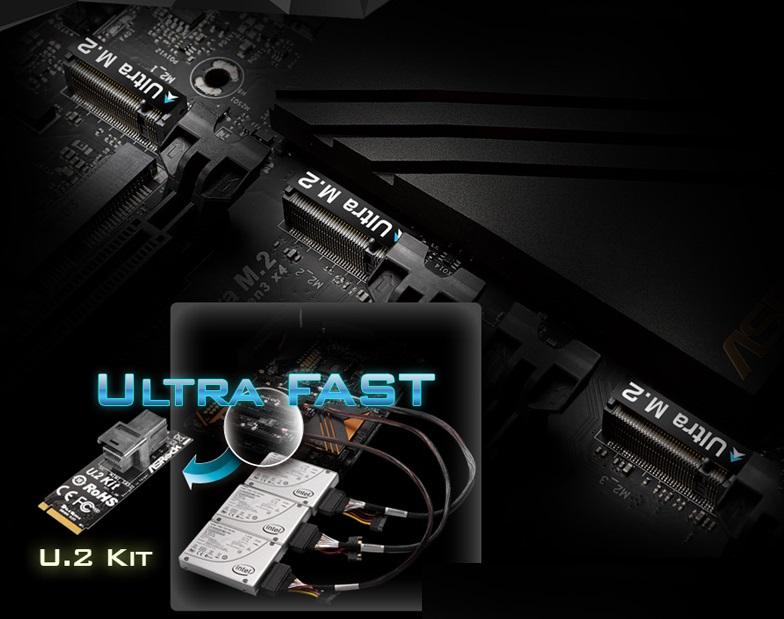 Triple Ultra M.2