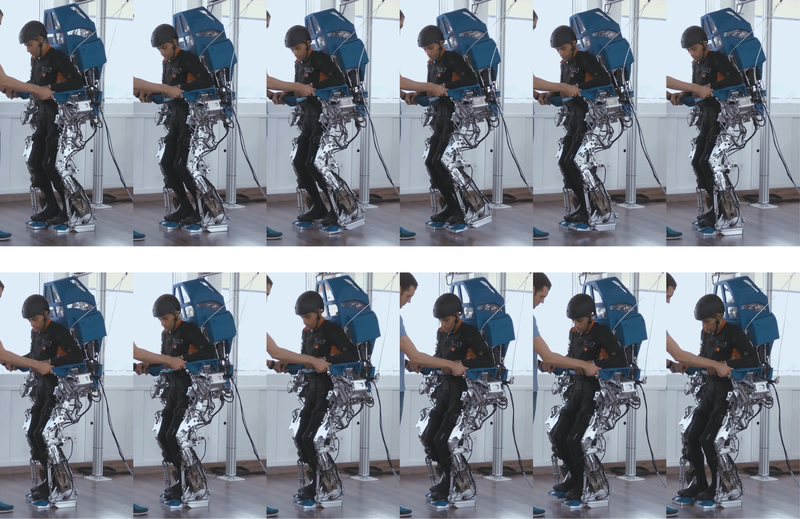 Virtual reality and exoskeletons helped paraplegics walk again 600 02