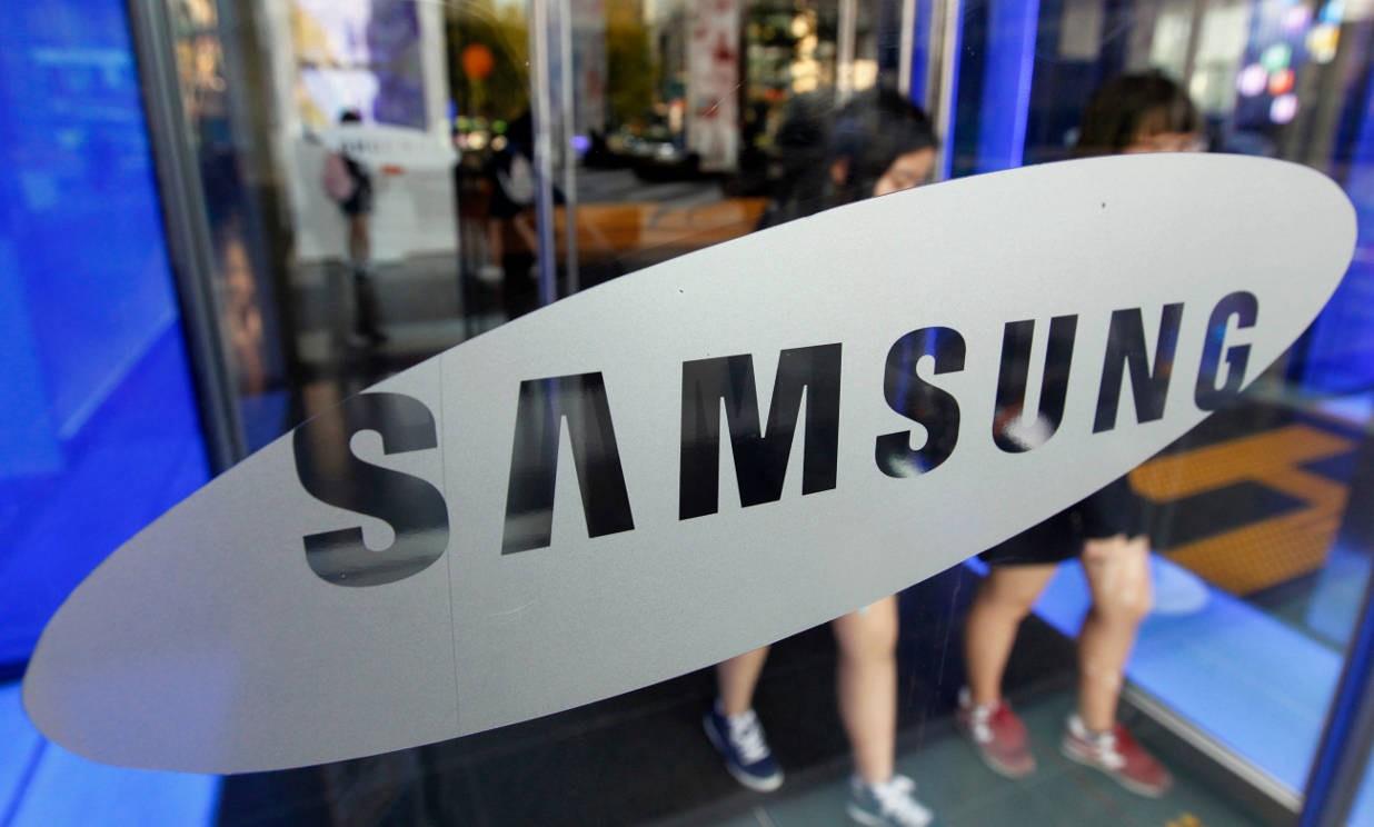 Women of Samsung Walk Out 600