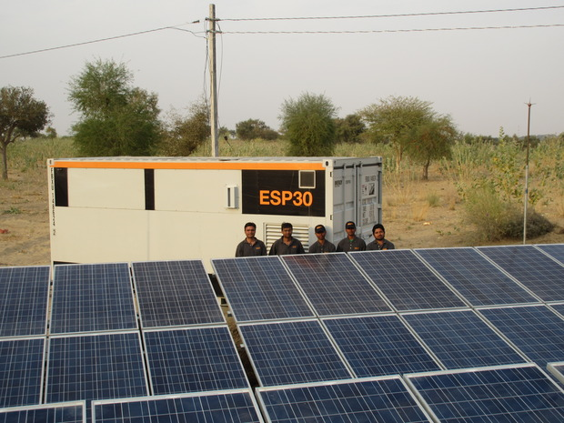solar panels 600