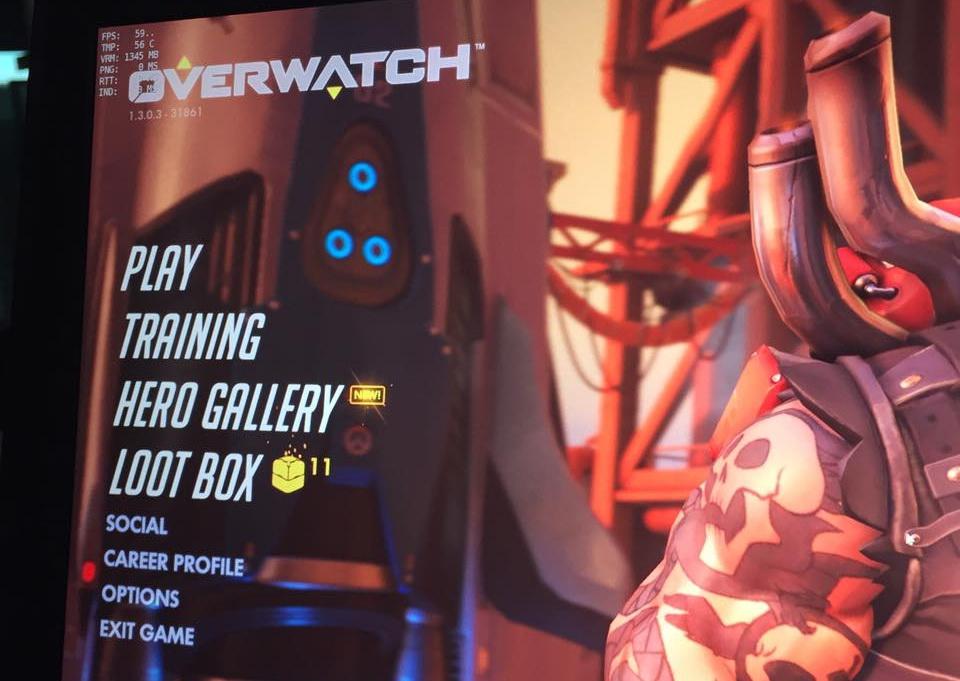 [News] อย่างเด็ด! ผู้ใช้ทั่วโลกบางส่วนได้ Loot Boxes เกม Overwatch ฟรี!!! 11 กล่อง สาเหตุจาก Bug!!
