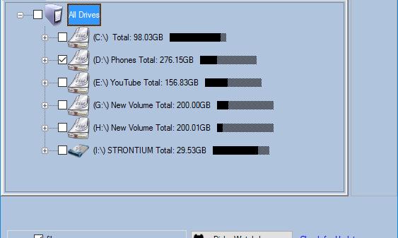 Large file and folder 1
