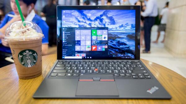 Lenovo ThinkPad X1 Tablet 2016 Review 1