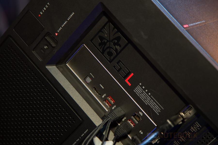 Preview HP OMEN 17 OMEN X 50