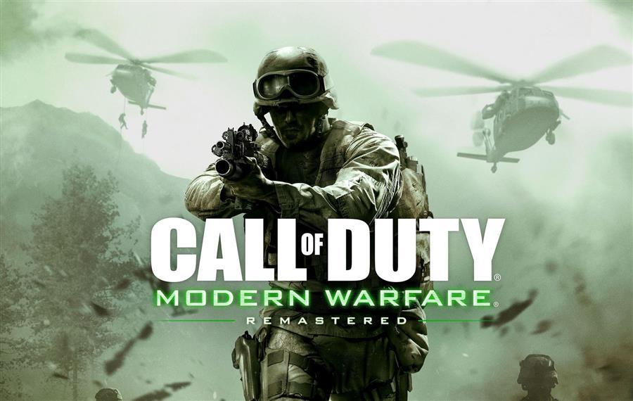 [Game] COD : Modern Warfare Remastered พาชมเกมเพลย์ในโหมด Multiplayer พบกับแมพใหม่ และปืนเพียบ