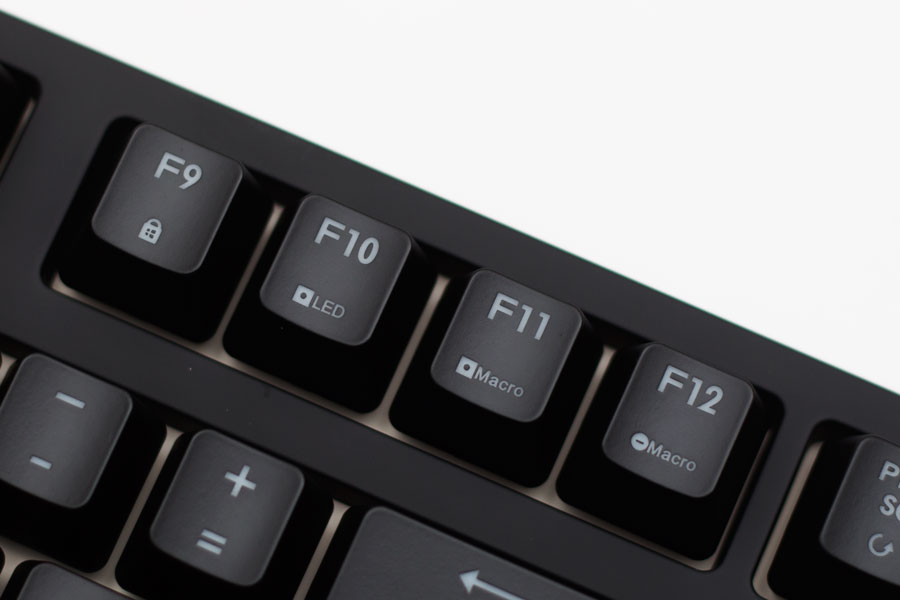 cooler master masterkeys pro s f9 to f12