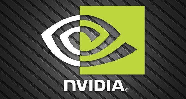 nvidia logo 600
