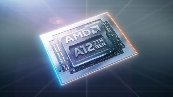 AMD A12 gen7
