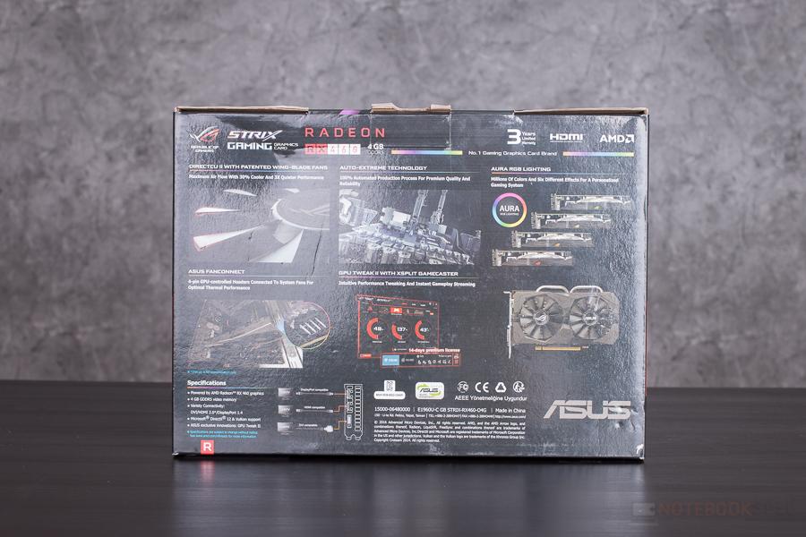Asus AMD 460 2