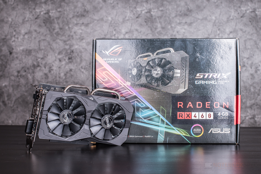 Asus AMD 460 4