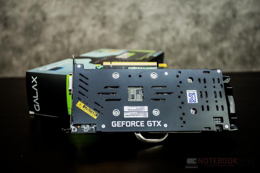 GALAX GTX1060 EXOC 6