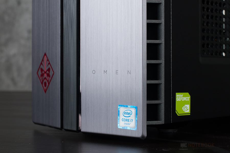 HP OMEN Gaming Desktop 4