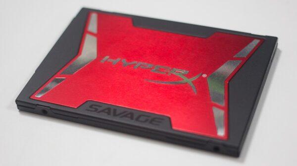 HyperX Savage SSD BD
