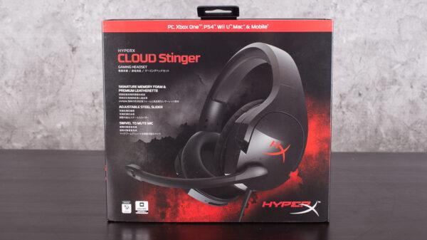 HyperX cloud Stinger 1