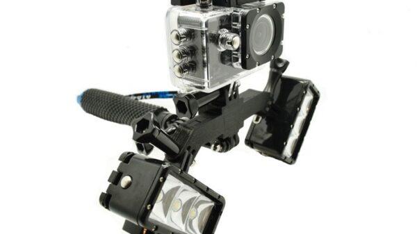 IVT GoPro Light Mount