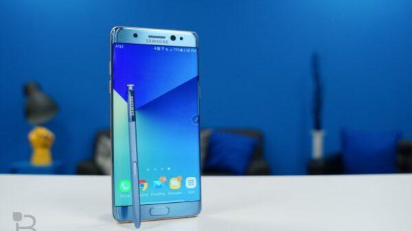 Samsung Galaxy Note 7 Blue 600 01